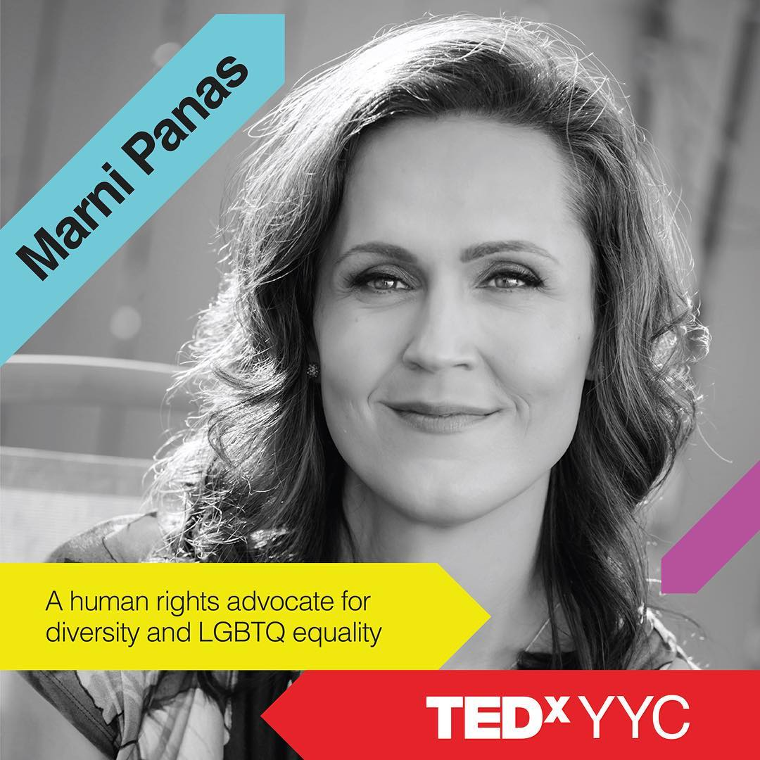 Finding Courage, Conquering Fear | Marni Panas