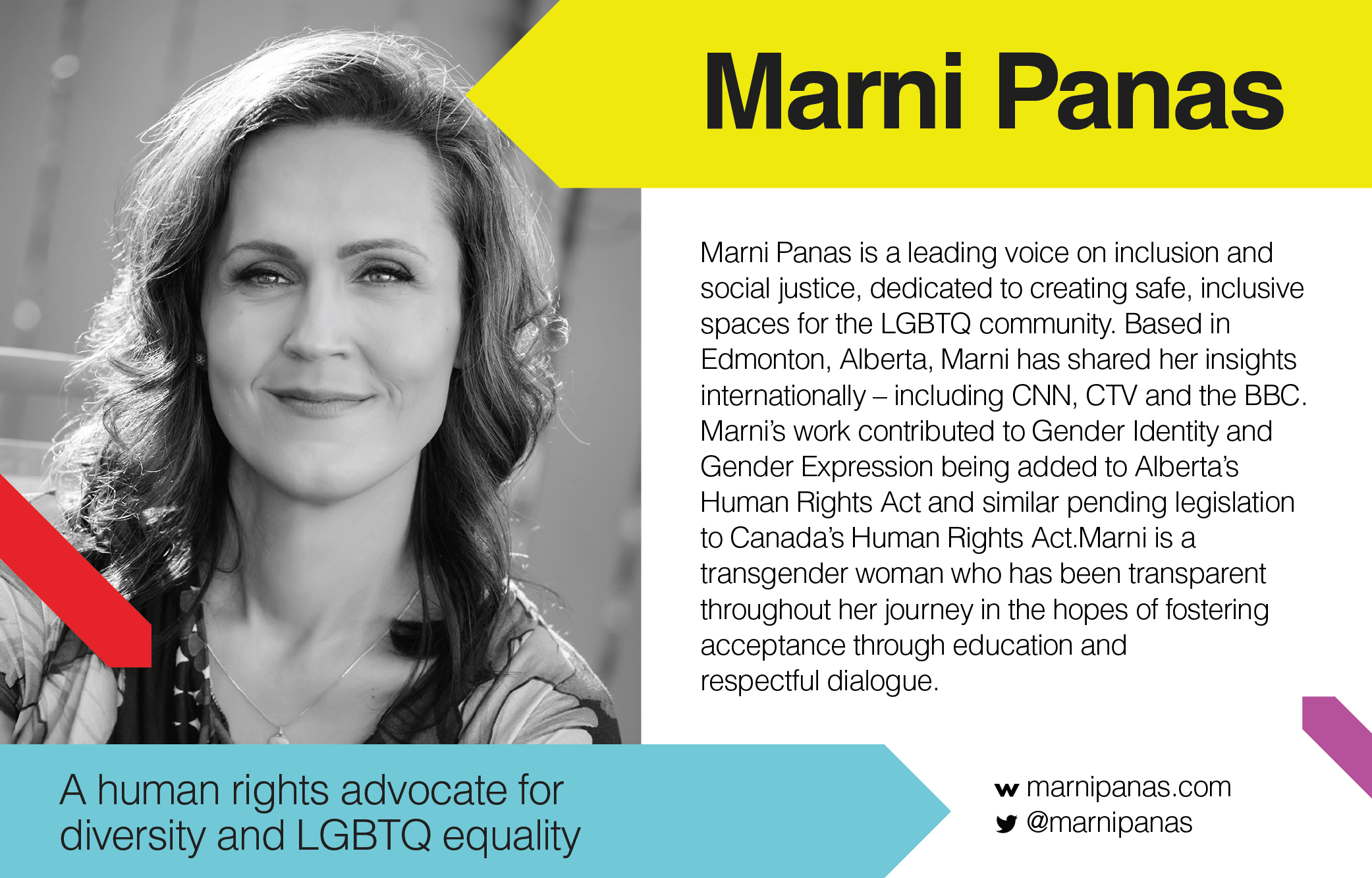 TEDxYYC 2017 presents Marni Panas