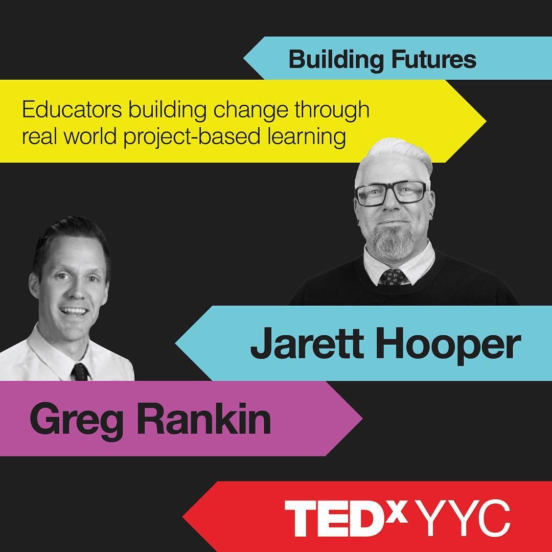Greg Rankin & Jarett Hooper | Education Outside the Box