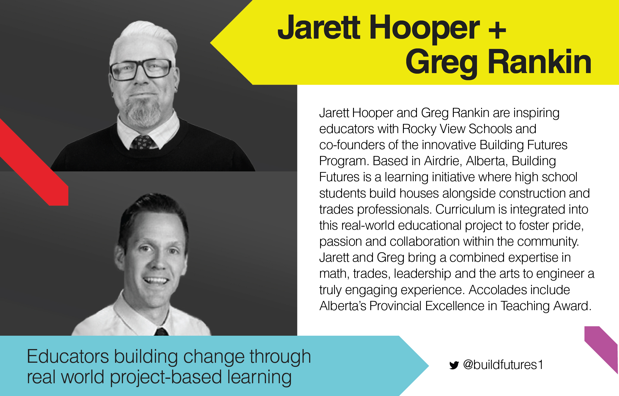 TEDxYYC 2017 presents Jarett Hooper & Greg Rankin