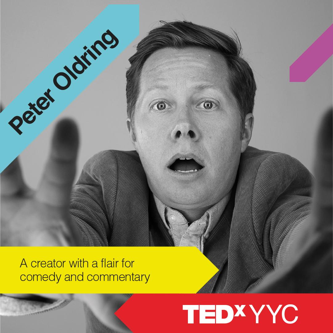 Watch Peter Oldring video