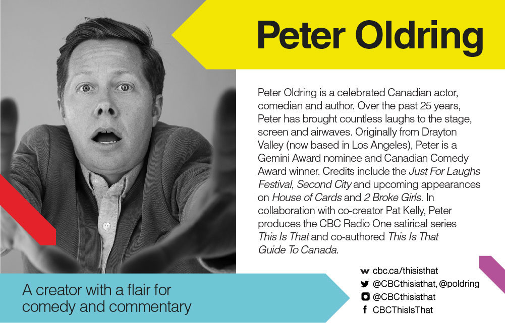 TEDxYYC 2017 Presents Peter Oldring