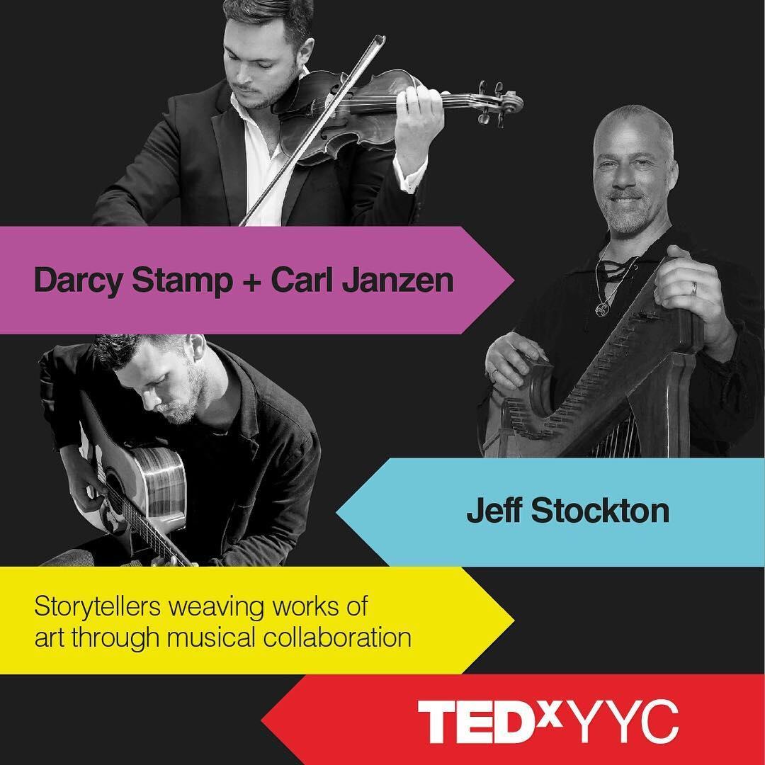 Jeff Stockton, Darcy Stamp & Carl Janzen | Musical Collaboration