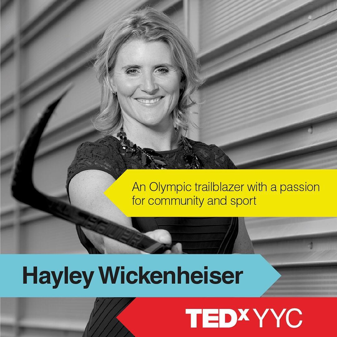 Make a new status quo | Hayley Wickenheiser