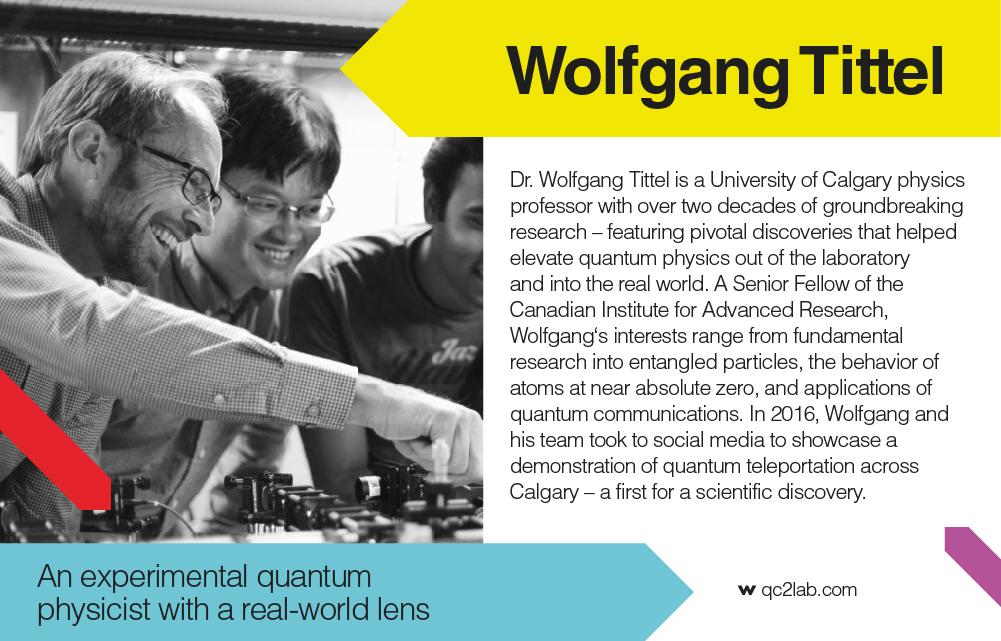 TEDxYYC 2017 Presents Dr. Wolfgang Tittel