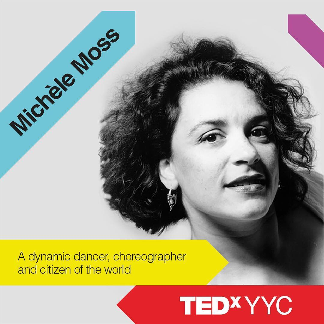Lightning in a Bottle: Dance is Worth Sharing! | Michèle Moss