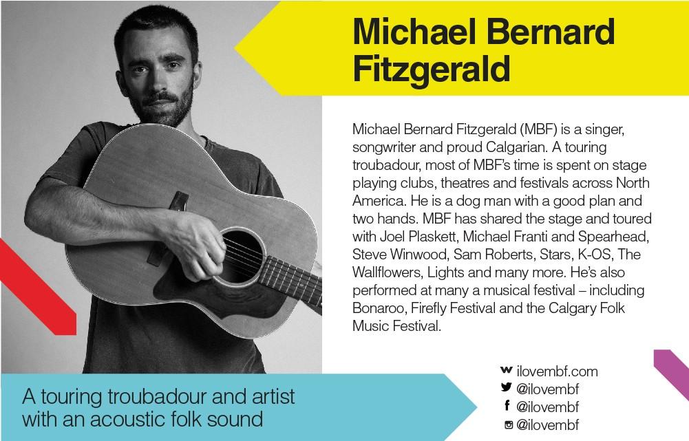 TEDxYYC 2017 Presents Michael Bernard Fitzgerald