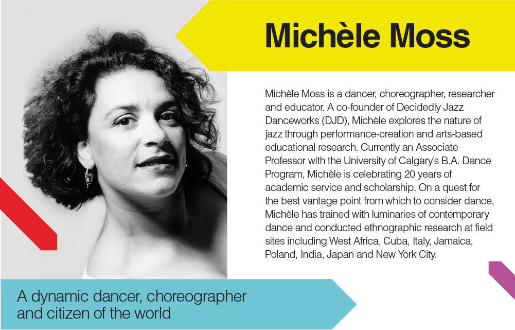 TEDxYYC 2017 Presents Michèle Moss