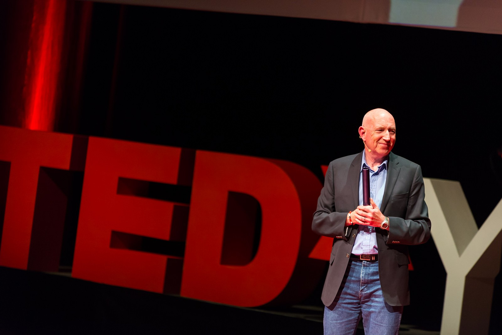 TEDx Reflections From Martin Parnell