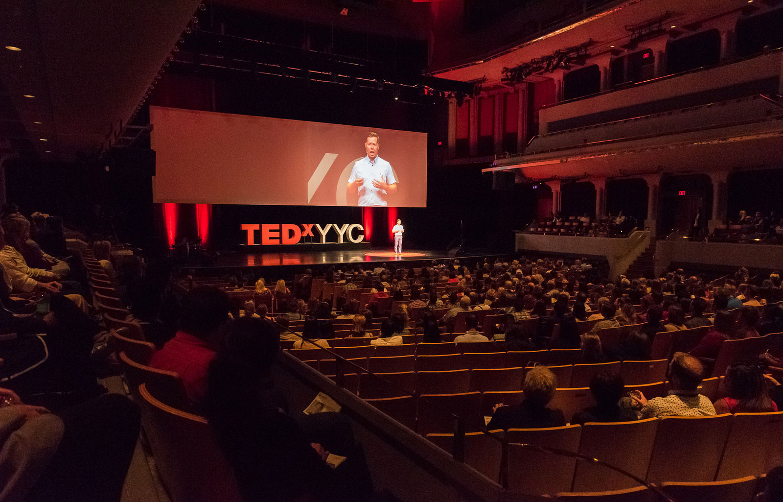 What to Expect When You're Expecting…. To Attend TEDxYYC