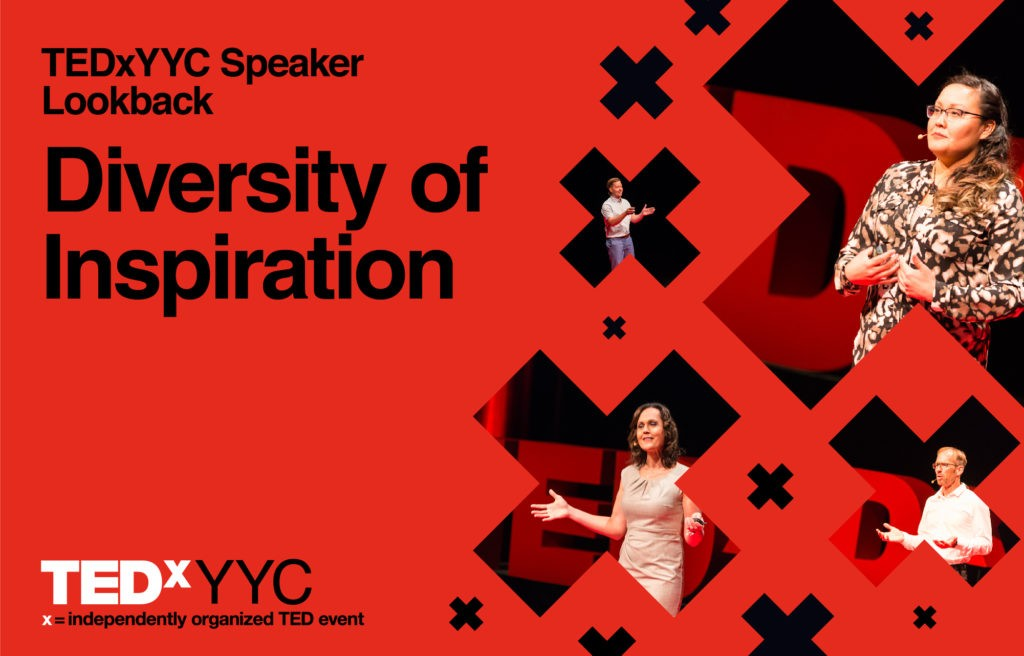 TEDxYYC Speaker Lookback:  Diversity of Inspiration