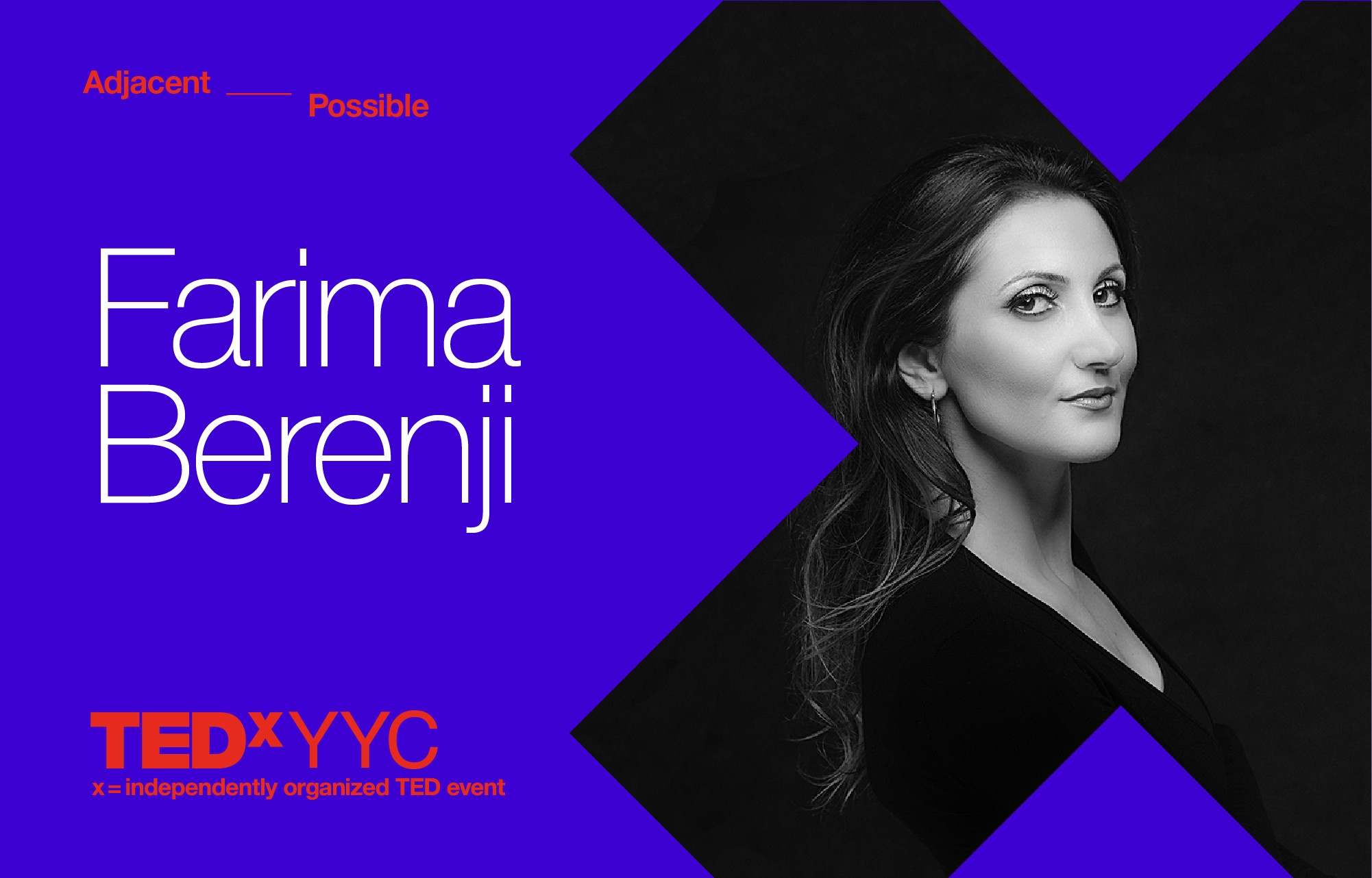 TEDxYYC 2018 Speaker Highlight:  Farima Berenji