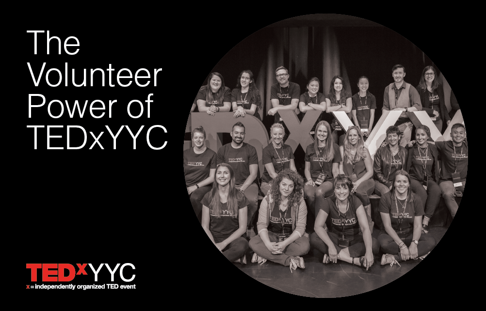TEDxYYC Behind the Scenes:  Volunteer Power