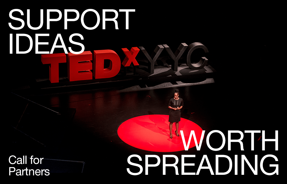 Why partner with TEDxYYC 2019 for our 10th anniversary event?