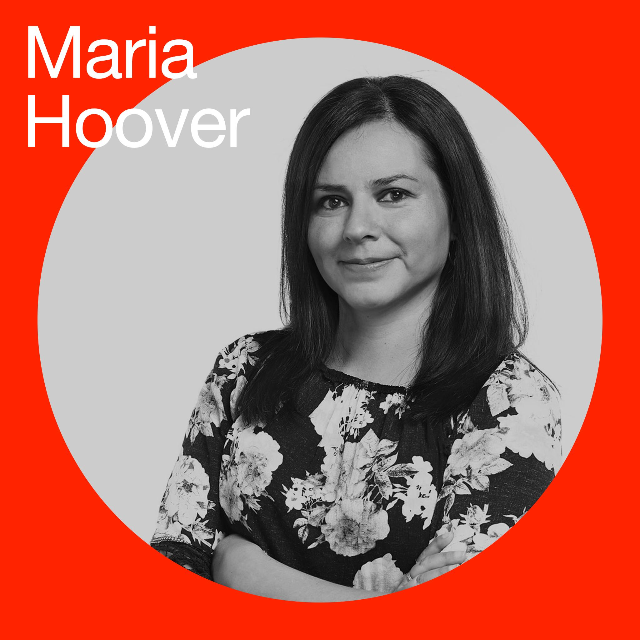 Maria Hoover | Hacking the Runway