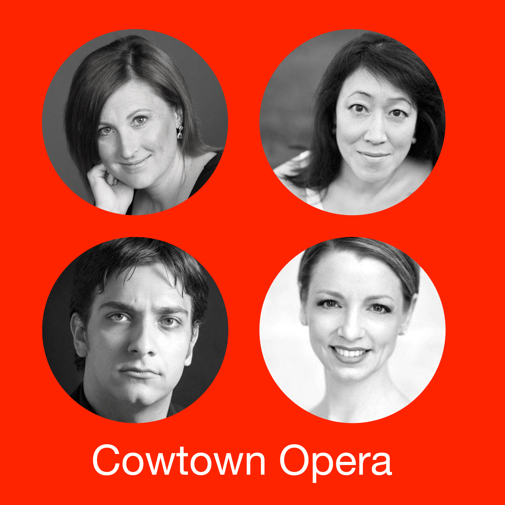 Cowtown Opera | Two Pieces on the Theme: You Are Here