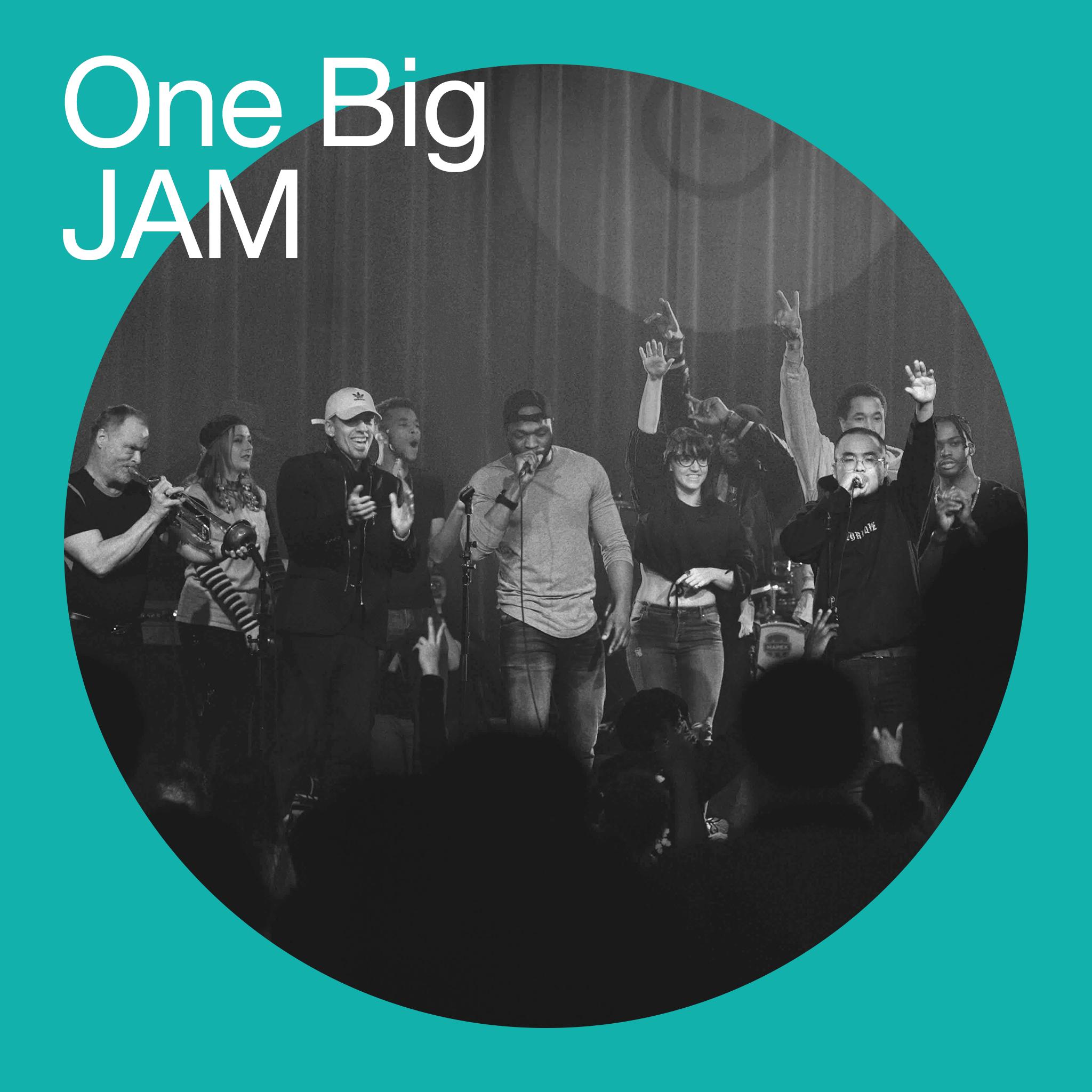 One Big JAM | A Fully Improvised Performance