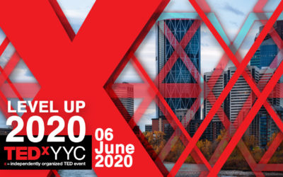 TEDxYYC 2020 EVENT THEME ANNOUNCEMENT:  LEVEL UP!