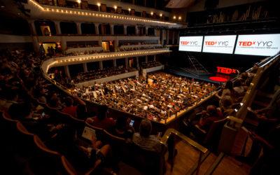 Leveling Up Our Community:  TEDxYYC Team Affinity