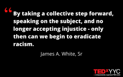It's time we speak up and speak regularly about racism