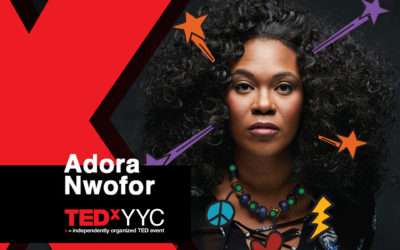 Adora Nwofor | Centering Blackness: It's The Glow Up You Need
