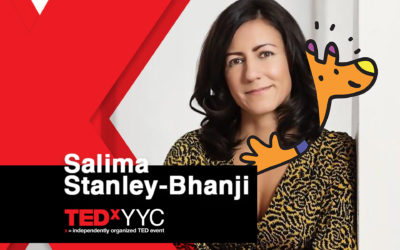 Salima Stanley-Bhanji | Anti-Racism Needs You to Give Up