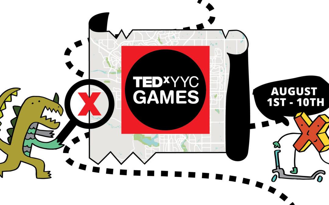 TEDxYYC Games