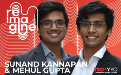Sunand Kannappan & Mehul Gupta