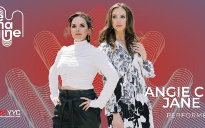 Angie C and Jane Madeleine